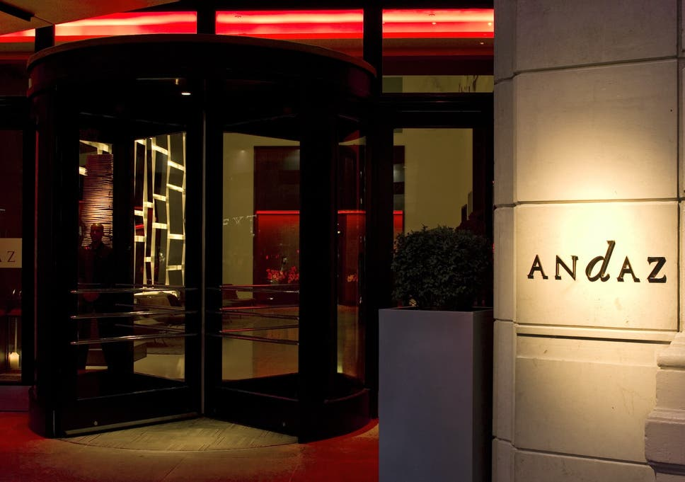 Andaz Liverpool Street Review East London Art Meets Five Star
