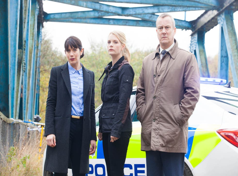 Stephen Tompkinson is back as DCI Banks