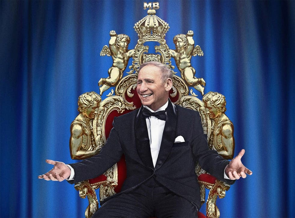 The cheapest tickets to see Mel Brooks' one-night London show were priced at £74.75 - and quickly sold out