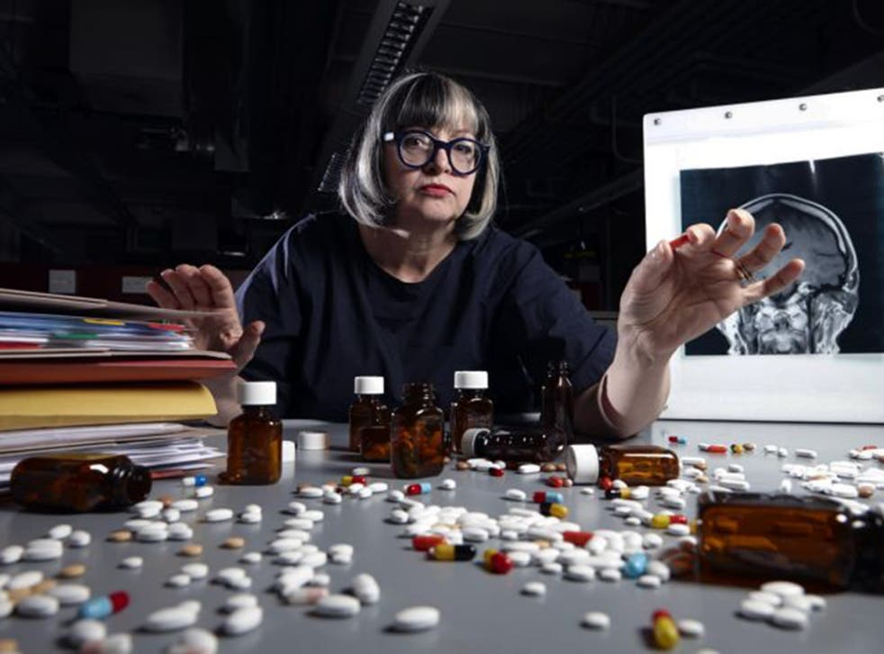 The right treatment: Philippa Perry presented 'Being Bipolar'