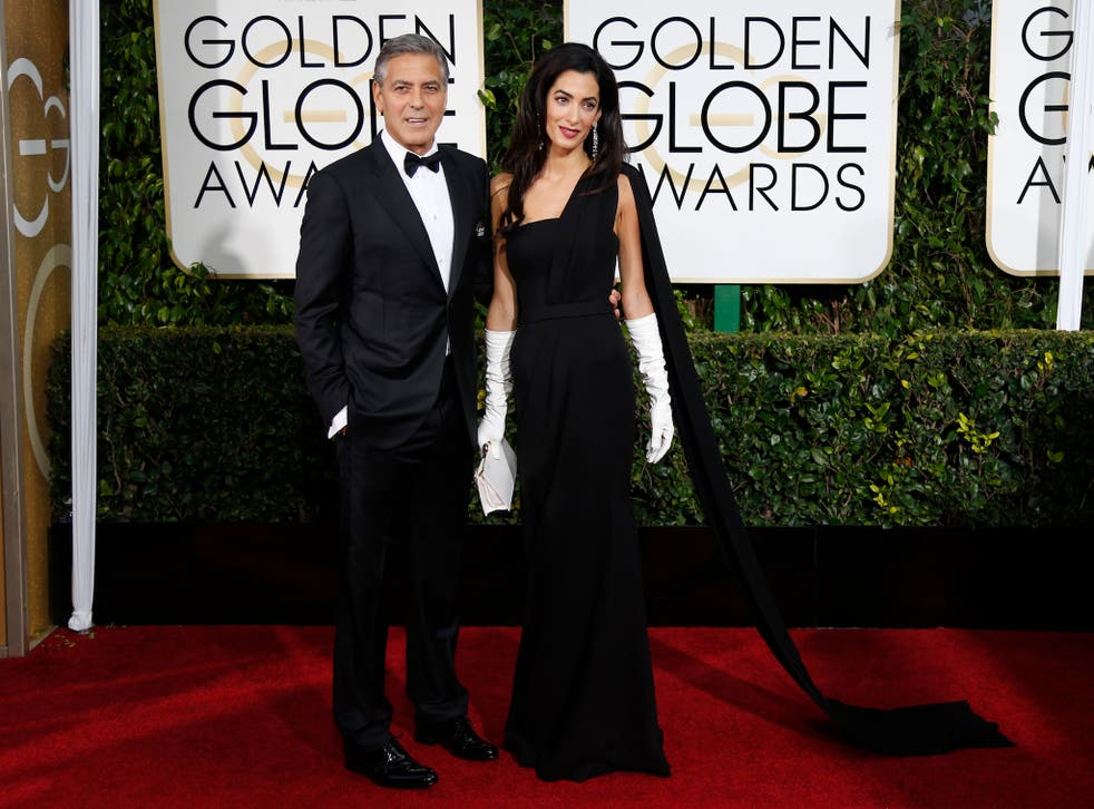 George and Amal Clooney could not get a table at the New York restaurant
