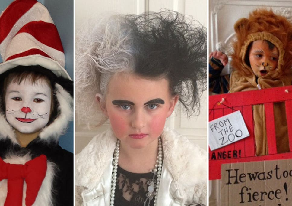 WBD 2015: Your wonderful World Book Day costumes in pictures