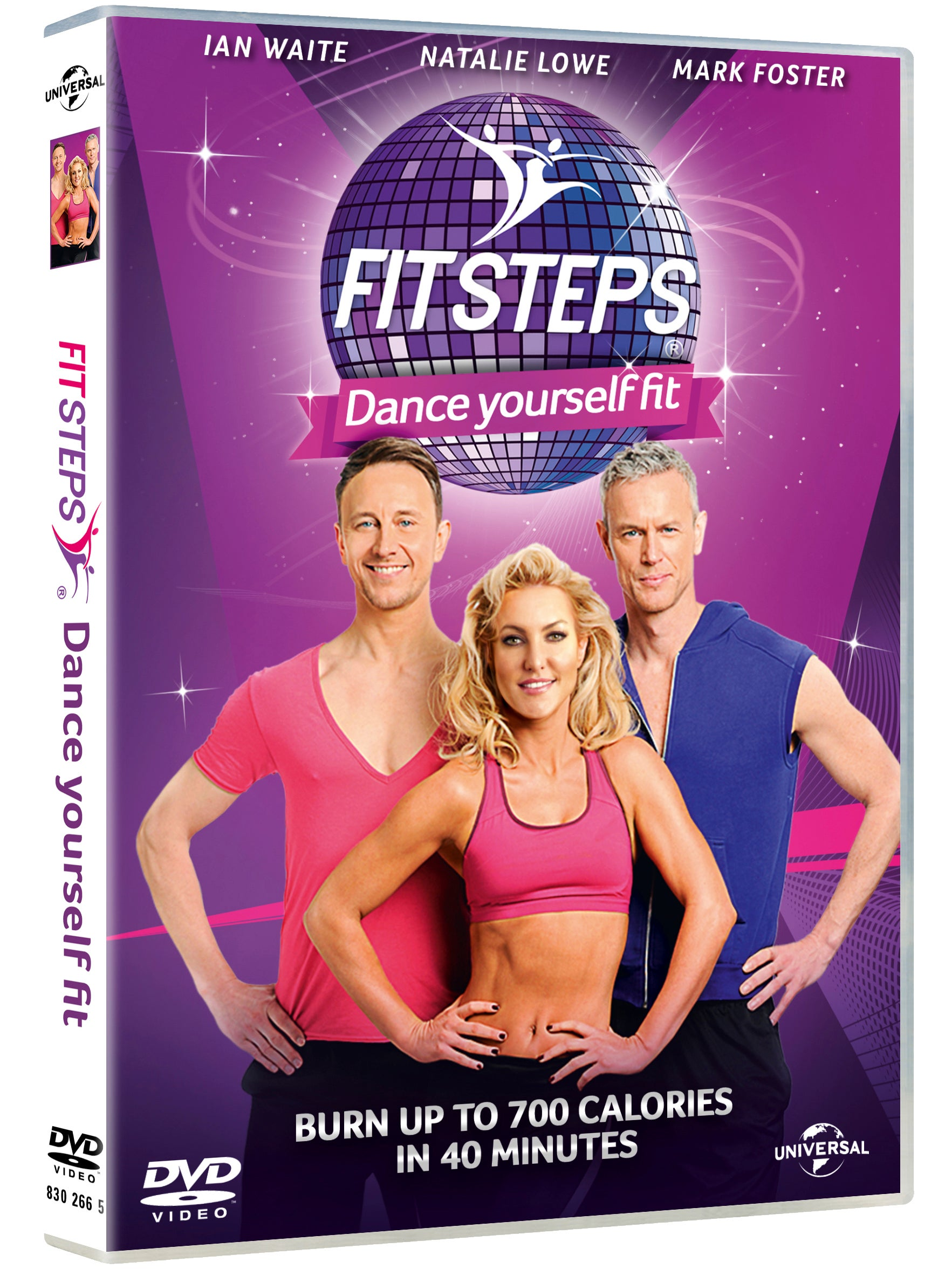 Our top winter fitness DVDs