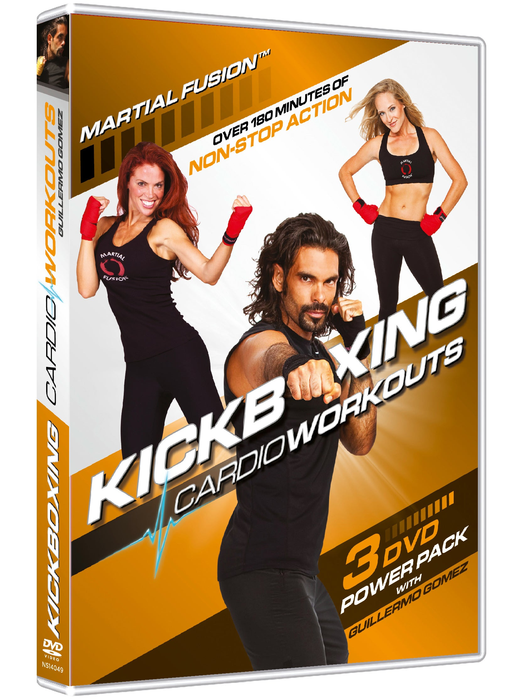 Our top winter fitness DVDs pics