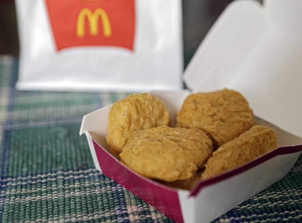 McDonald's says it plans to start using chicken raised without antibiotics important to human medicine and milk from cows that are not treated with the artificial growth hormone rbST.