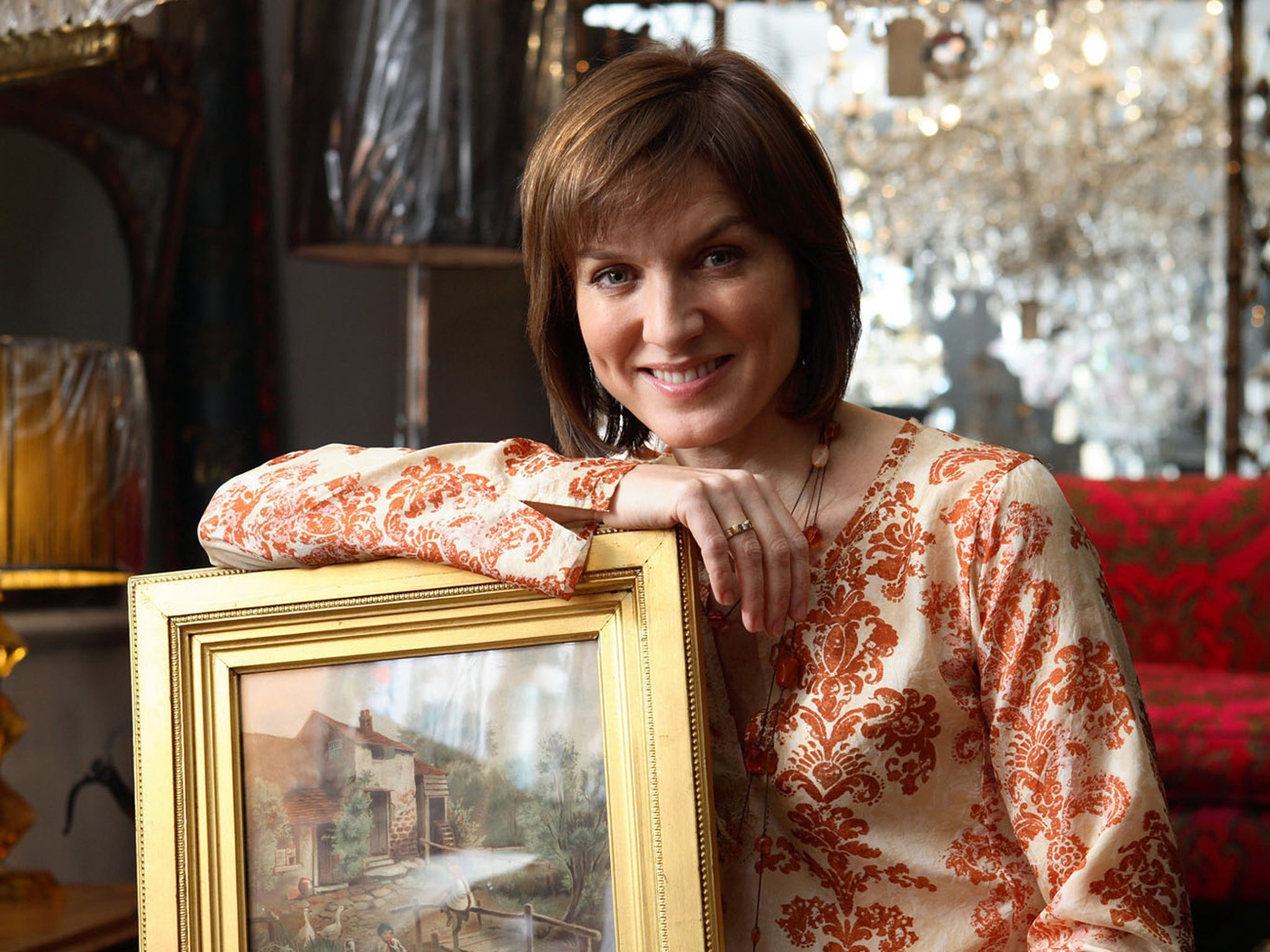 Fiona Bruce: The BBC's most dependable news anchor primed to succeed David Dimbleby on Question Time