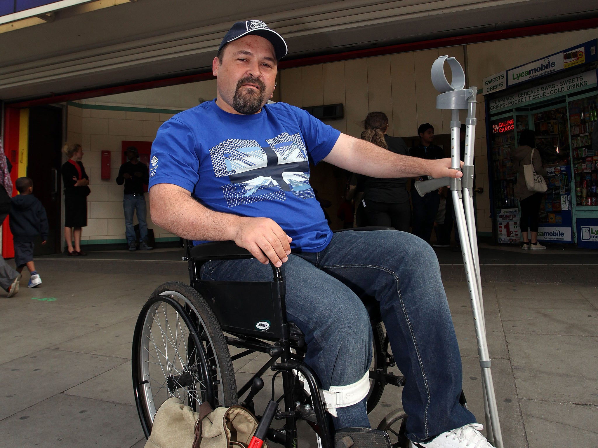 Disabled People Have A Host Of Extra Things To Buy So Why