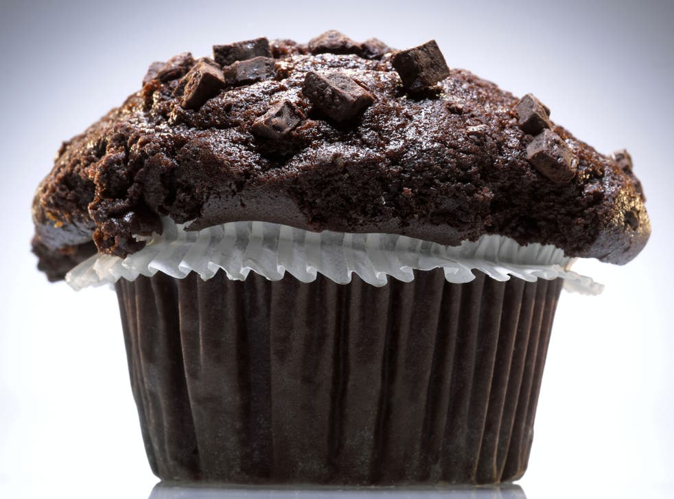 Miracle muffin: chemicals can keep a muffin looking good at least a month after it was bought