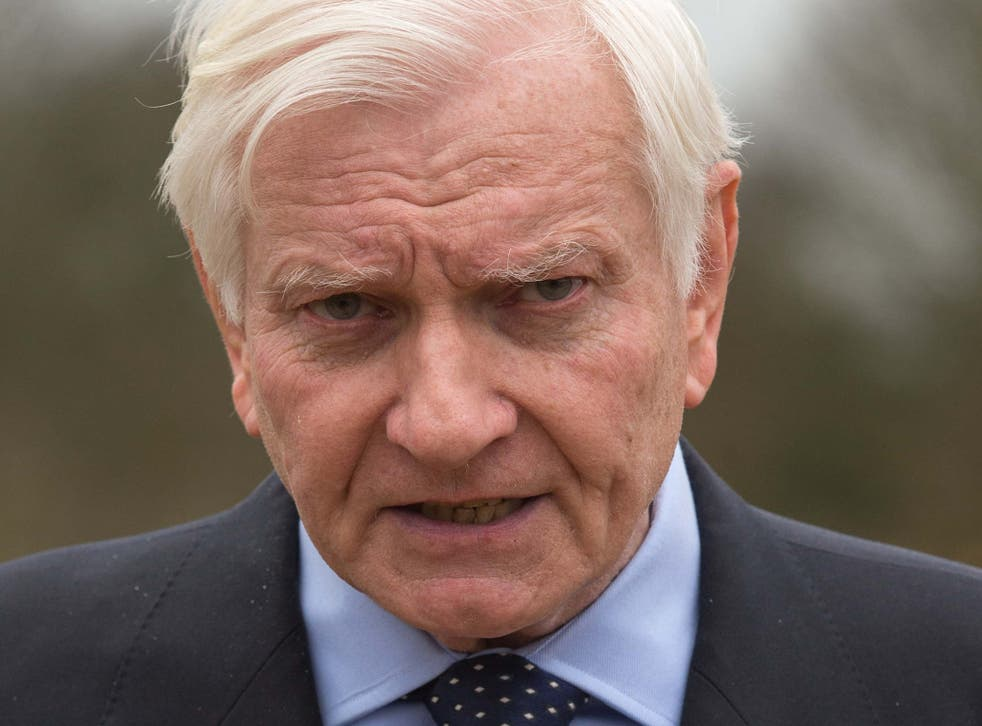 Harvey Proctor, who quit as an MP in 1987, said yesterday he had never been to any sex parties