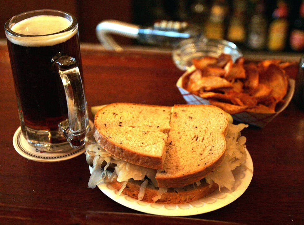 A lunchbreak is said to improve productivity and creativity in the workplace. No news on whether the same can be said for a pint.