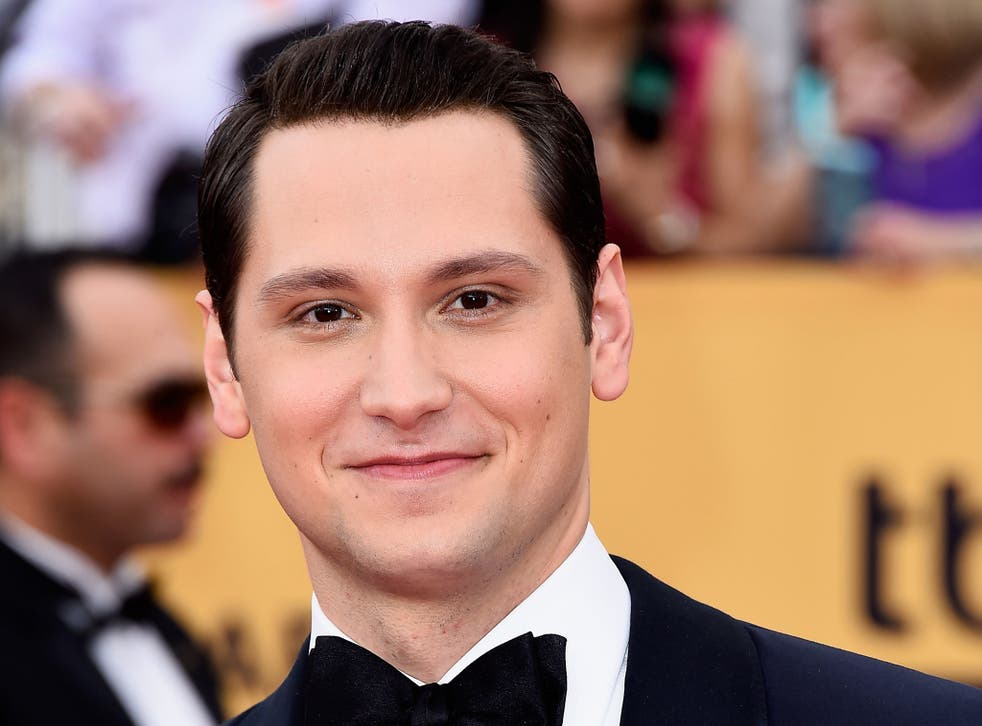 """Matt McGorry said he was """"embarrassed"""" to admit that he hadn't previously understood the meaning of the word"""