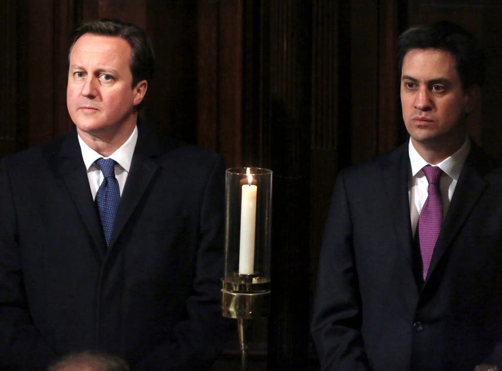 The idea of a grand coalition between the two old enemies may repel supporters of both parties