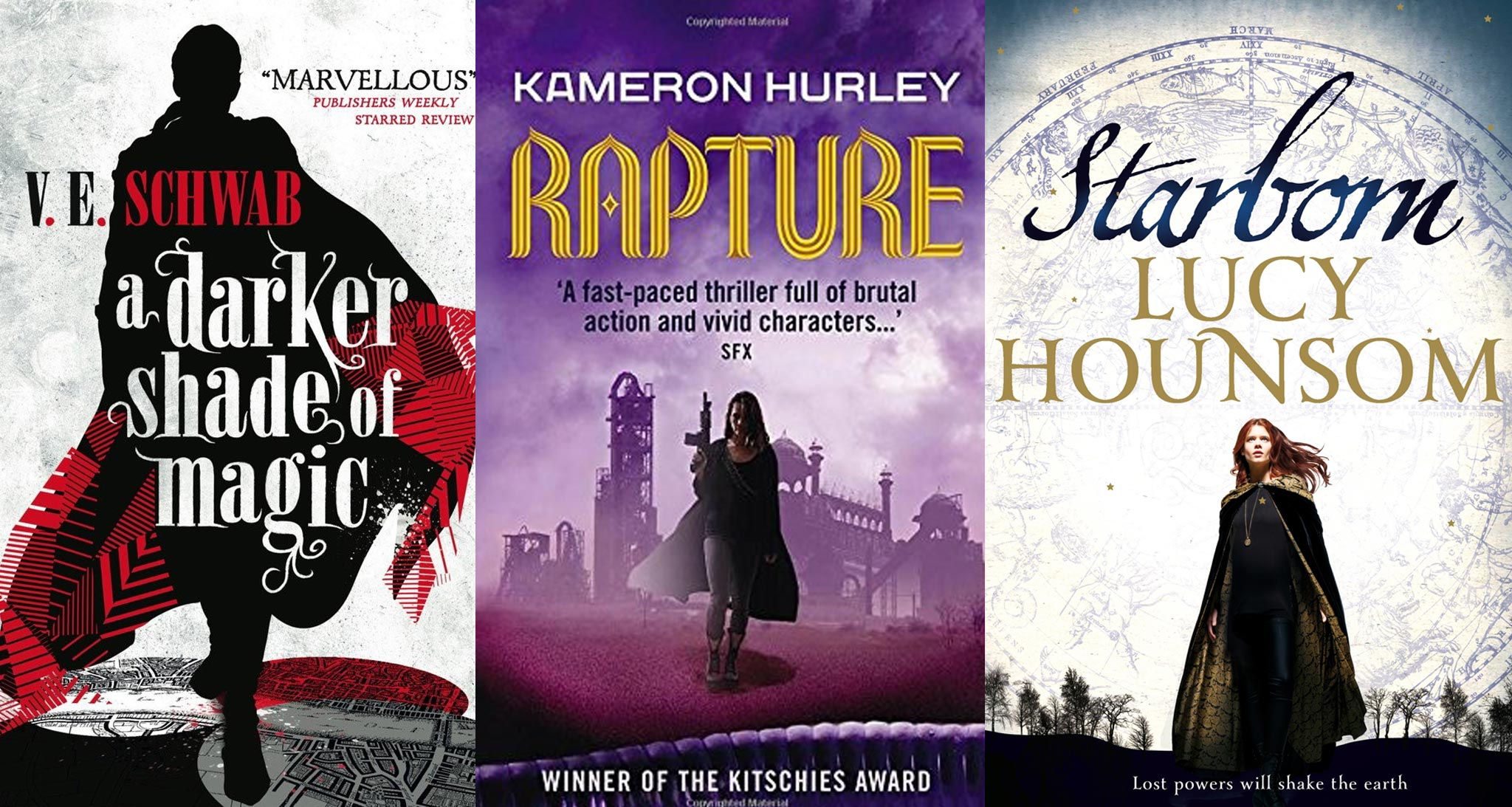 From Victoria Schwab to Justina Robson: The best female science fiction and fantasy writers you should read now