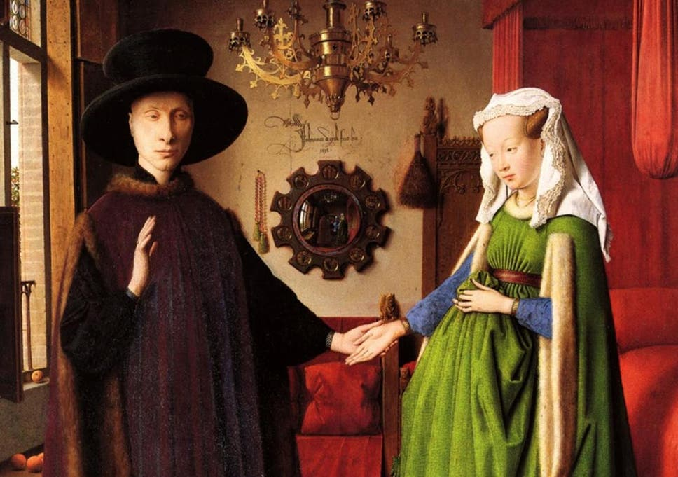 Reflections Van Eyck And The Pre Raphaelites The National Gallery