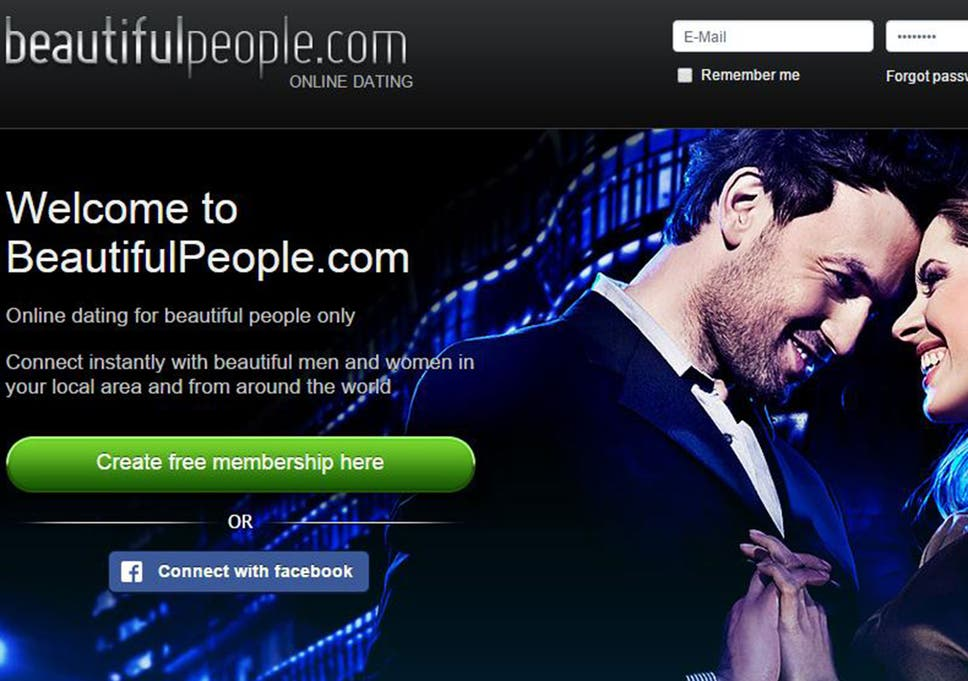 Dating sites for beautiful people only
