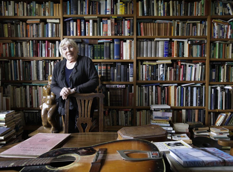 Novel ideas: Fay Weldon suggests there are now two types of reader: Kindle lame-brains and literary thinkers