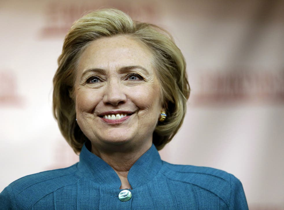 Clinton, who is known for her pantsuit collection, has hired a team of image experts