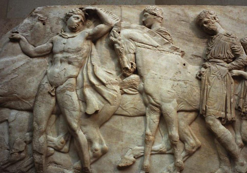 How Brexit has revived controversy over the Elgin Marbles in Britain