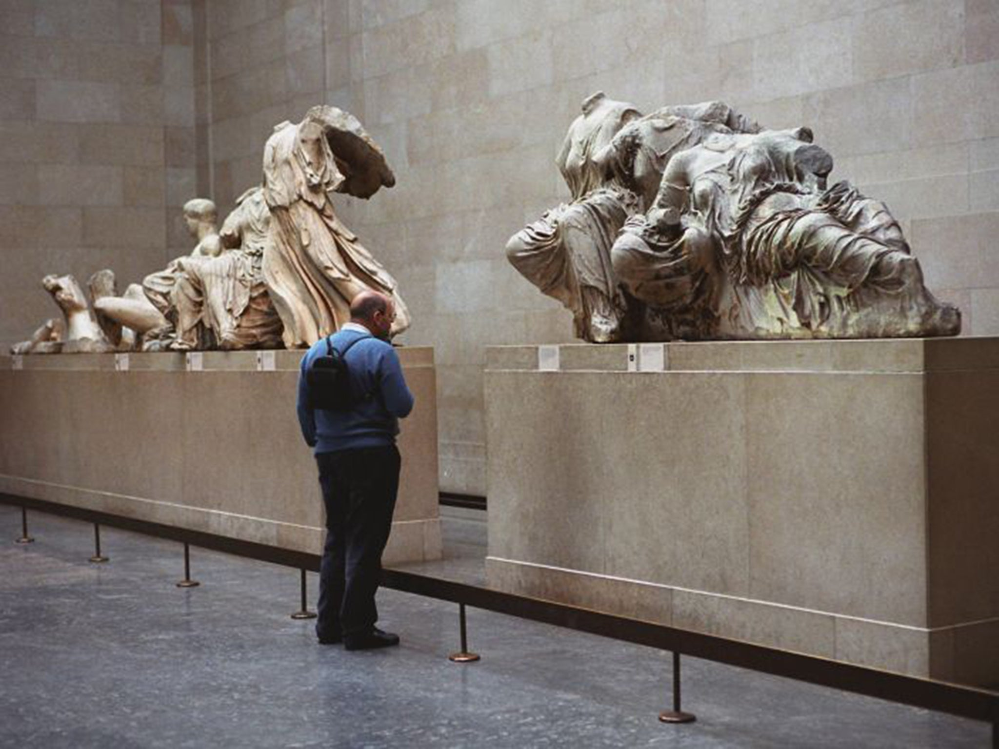 the parthenon marbles should not be returned to greece Do you think that the parthenon marbles should be returned to greece yes no not sure if you  the marbles now belong to humanity, not to greece.