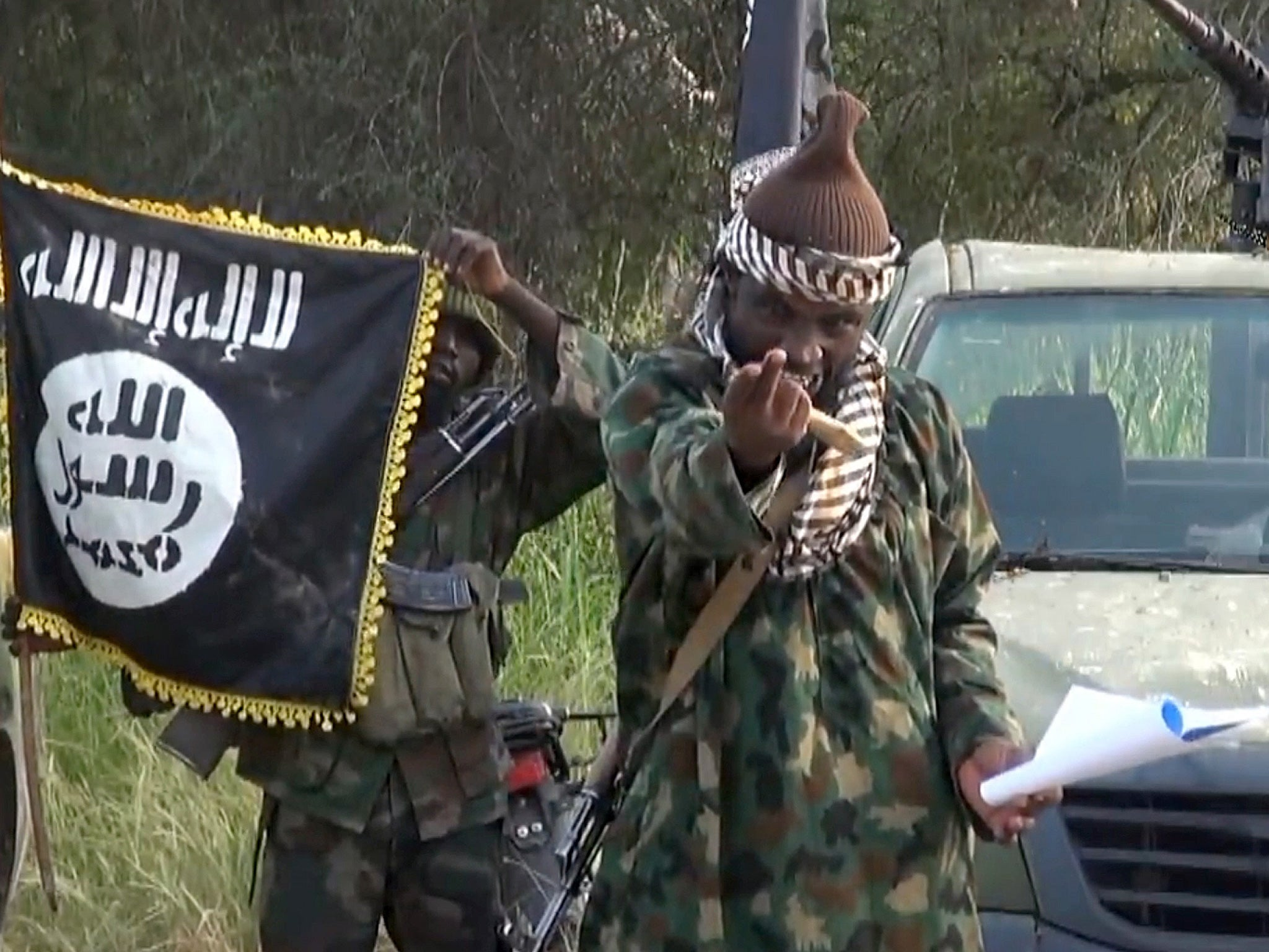 Boko Haram: Who are the Nigerian jihadist insurgents and how are they  funded? | The Independent | The Independent
