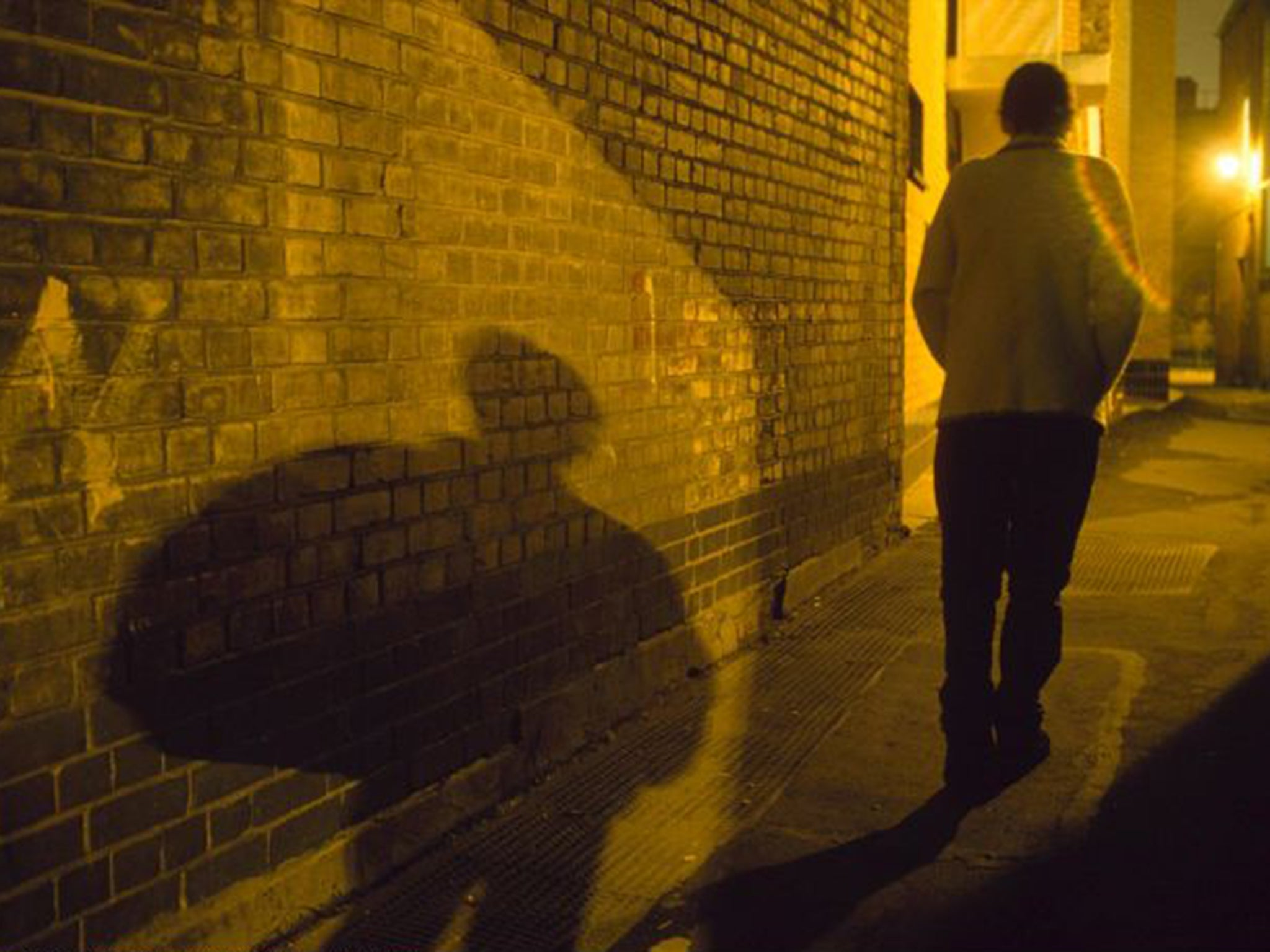 Victims of stalking being 'let down' by police, report ... Stalker People