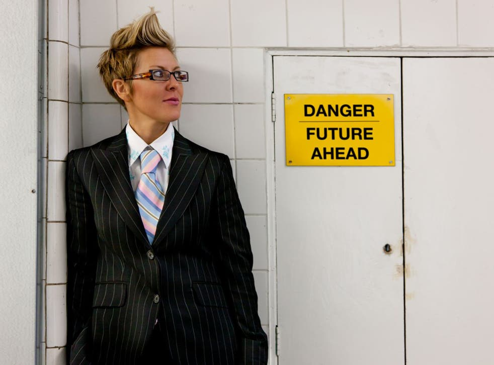 Food futurologist: Dr Morgaine Gaye