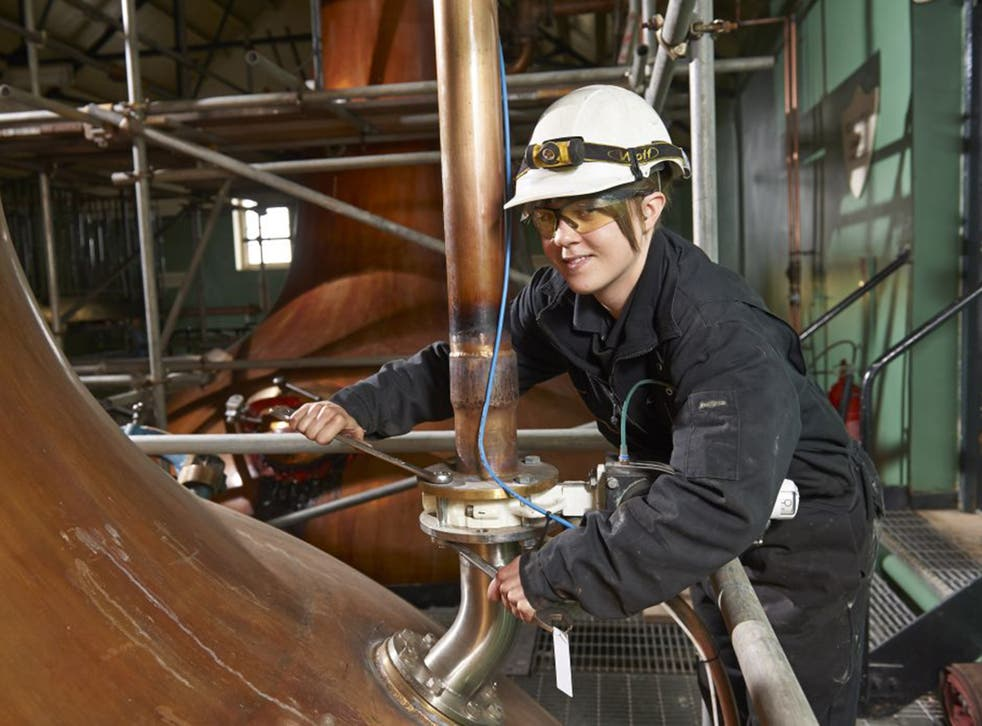 Jordan Conti, 23: Modern apprentice at Diageo
