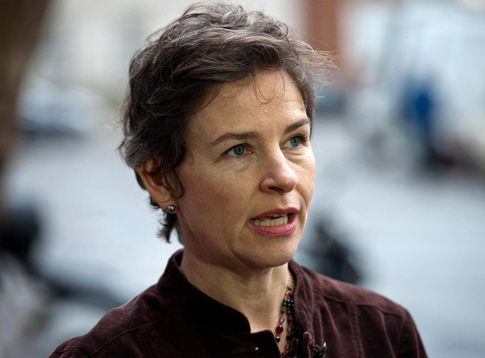 Mary Creagh, shadow International Development Secretary, on foreign aid: 'If you don't know where it is going then how can you measure if it is working?'