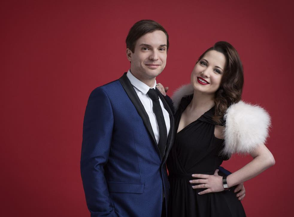 Electro Velvet, made up of Alex Larke and Bianca Nicholas, will represent the UK at the Eurovision Song Contest 2015