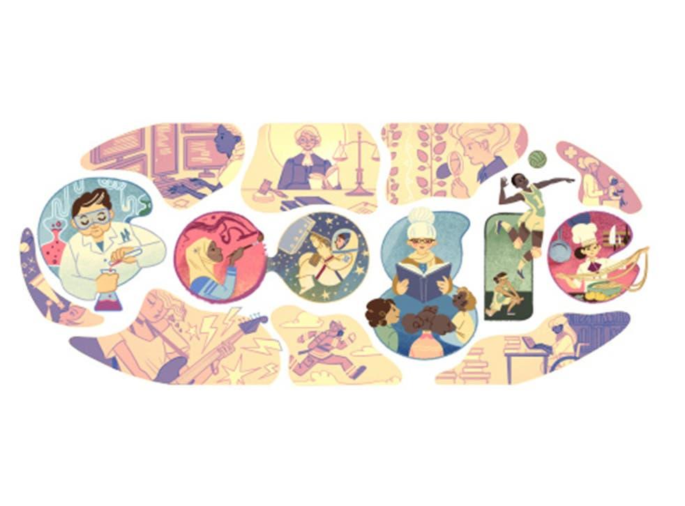 Google celebrates International Women's Day 2015