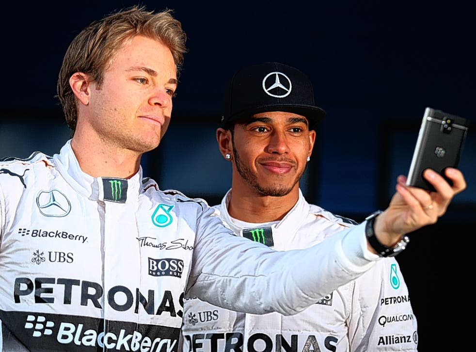 Team-mates and rivals, Nico Rosberg and Lewis Hamilton will be the story again this year