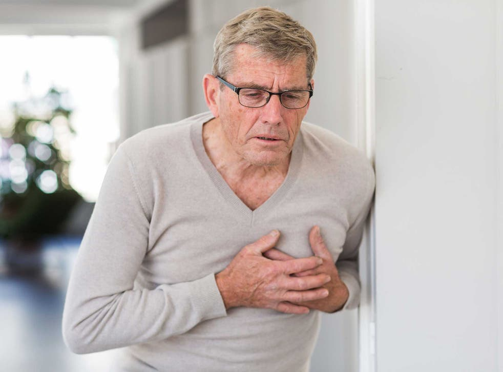 One in five British men die from a heart attack