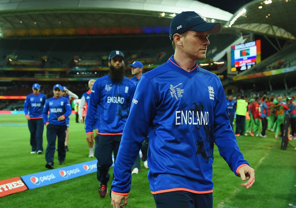 1d74bb8b386 England out of the Cricket World Cup: Five ways it all went wrong for Eoin  Morgan's side