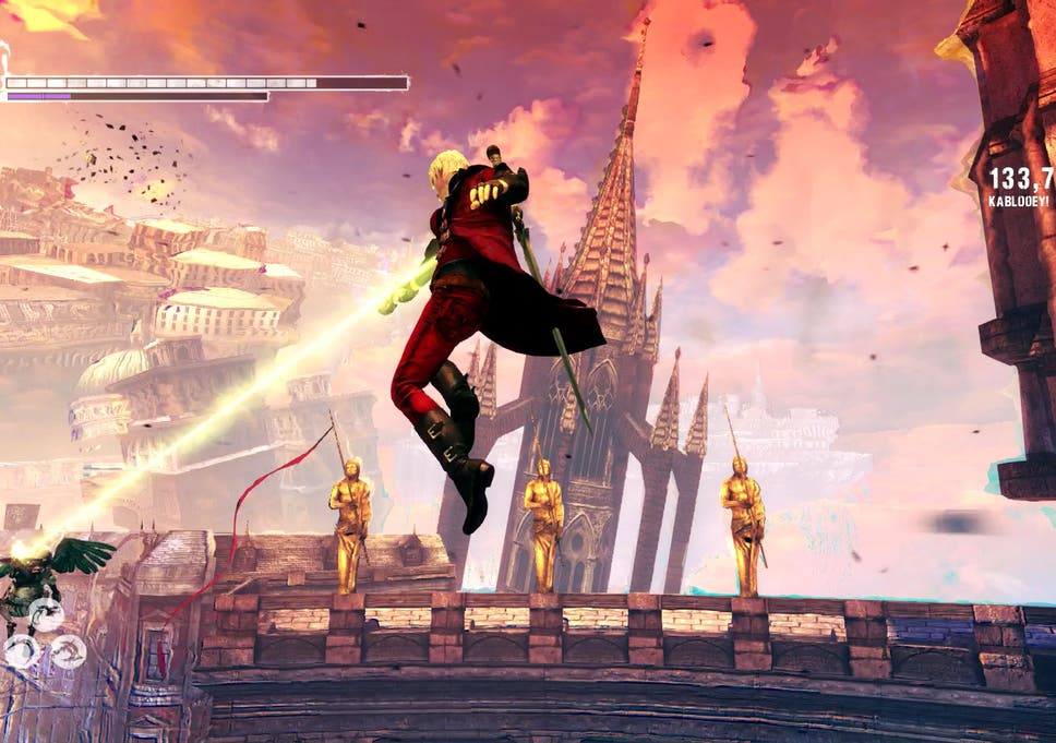 Dmc Devil May Cry Definitive Edition Review New Modes