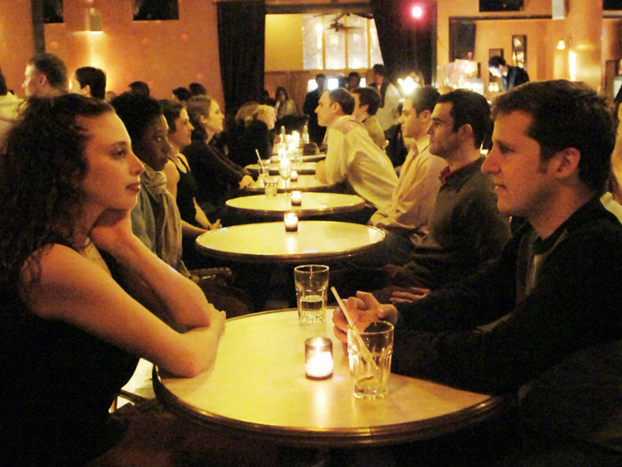 speed dating embarrassing To see more great tips about speed dating, visit our website:   speed dating is an organized event where a group of eligible singles.