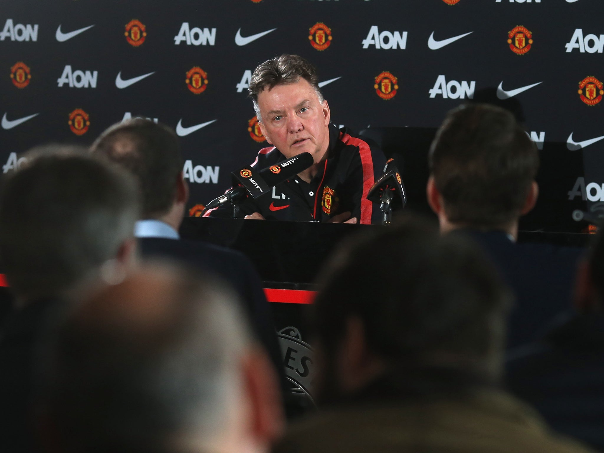 Louis van Gaal: A 10 point plan to a Manchester United recovery, including learning English and building the team around Angel Di Maria