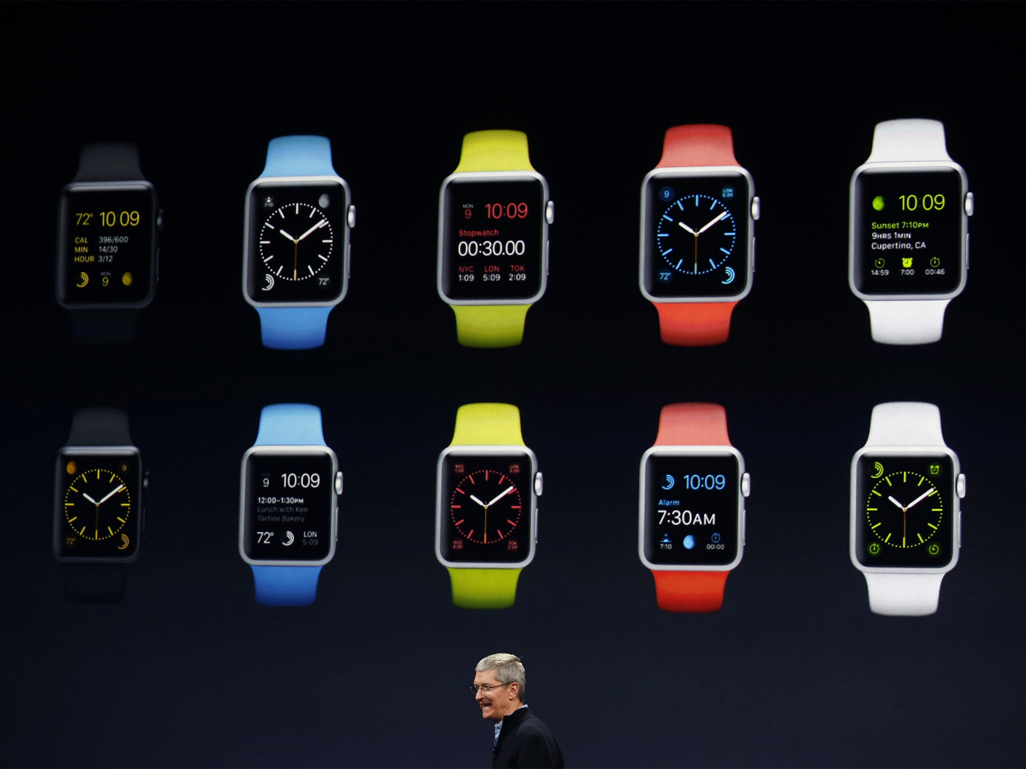 From pocket watch to wristwatch to Apple Watch? Time will