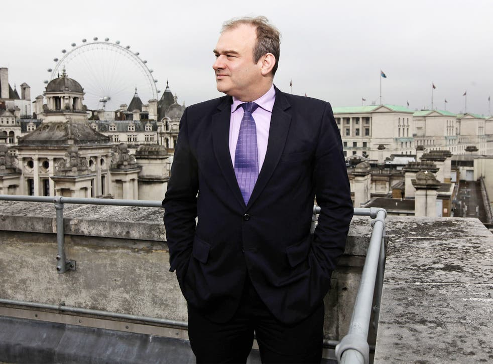 Ed Davey is proud of what he has achieved in the role over the past three years