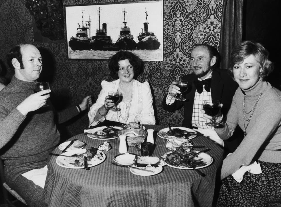 Timeshift: Spicing Up Britain looked at the country's post-war restaurant revolution