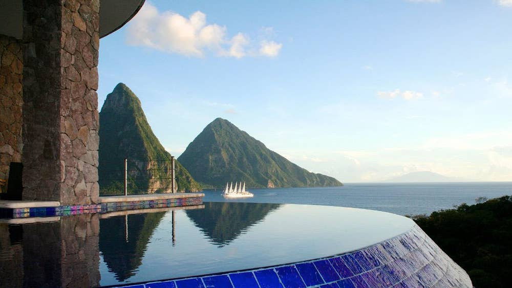 The World S Best Infinity Pools The Independent