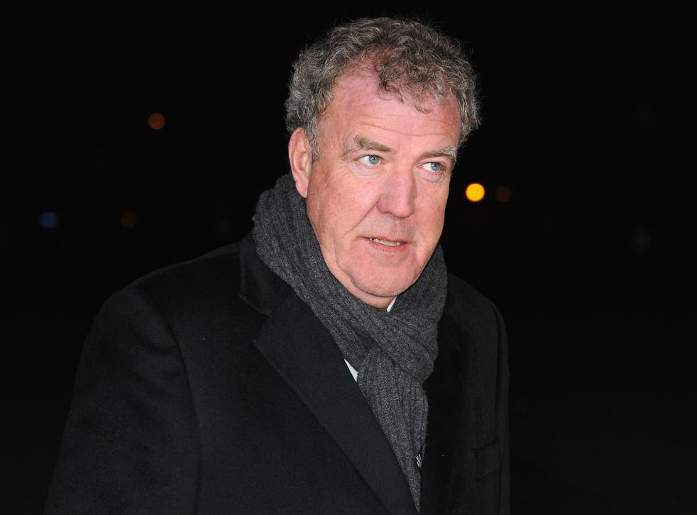 Jeremy Clarkson attends A Night Of Heroes: The Sun Military Awards at National Maritime Museum on December 10, 2014 in London, England.