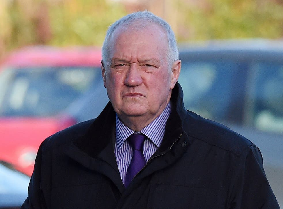David Duckenfield said his decision to open Gate C was a 'mistake' rather than negligence