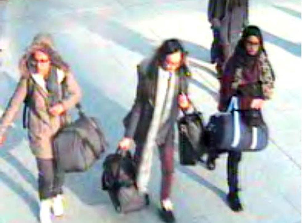 Amira Abase, Kadiza Sultana and Shamima Begum are all feared dead after travelling to Syria to join Isis