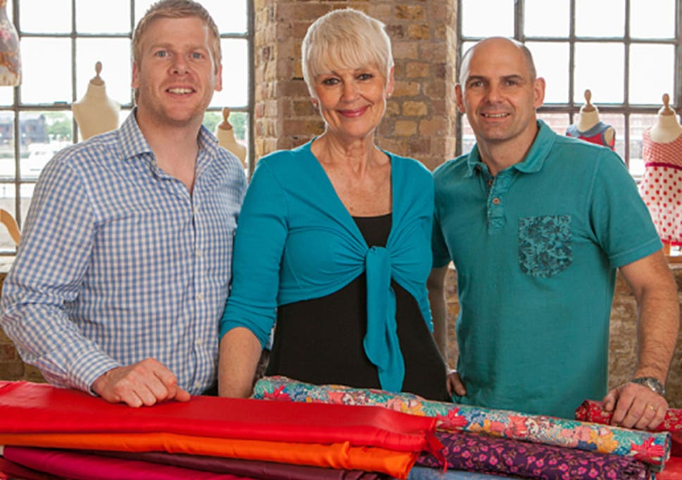 The Great British Sewing Bee Matt Chapple Named Winner After Wowing Beauteous Sewing Machine Used On Sewing Bee 2015