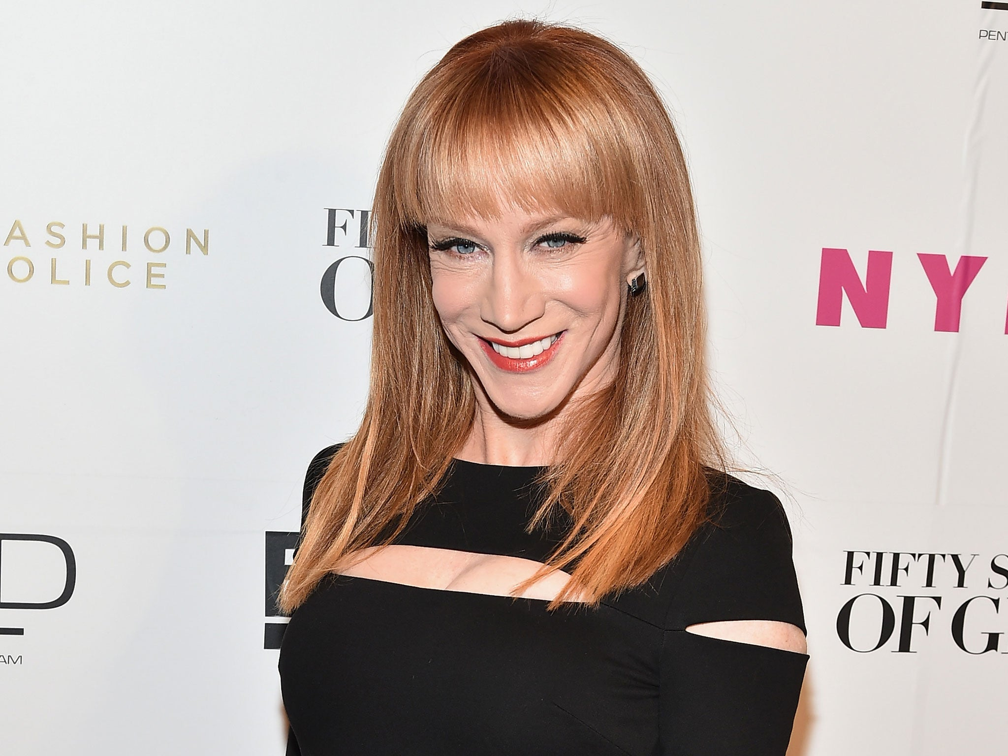 Kathy griffin holds up donald trumps decapitated head in new kathy griffin holds up donald trumps decapitated head in new photo shoot the independent fandeluxe Document