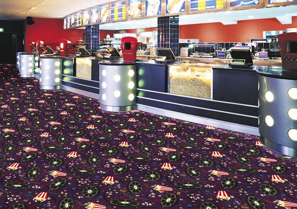 Cinema Lobby Carpets A Celebration The Independent
