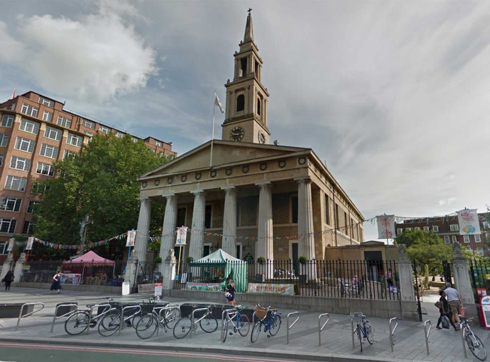 St John's Waterloo has attracted some controversy in the past
