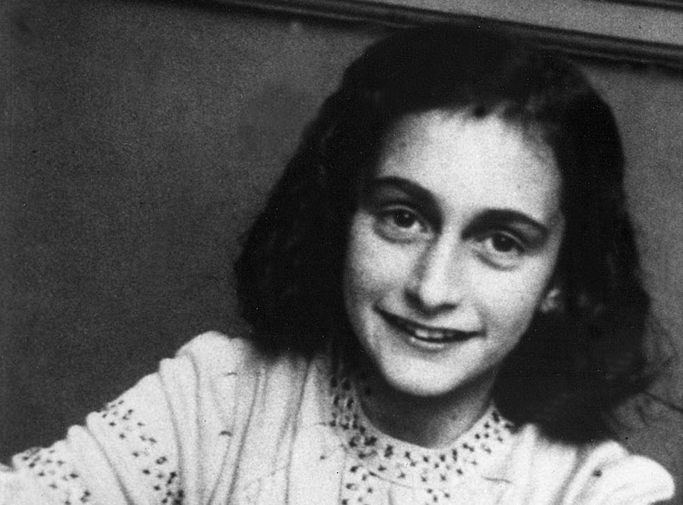 Anne Frank pictured in 1940