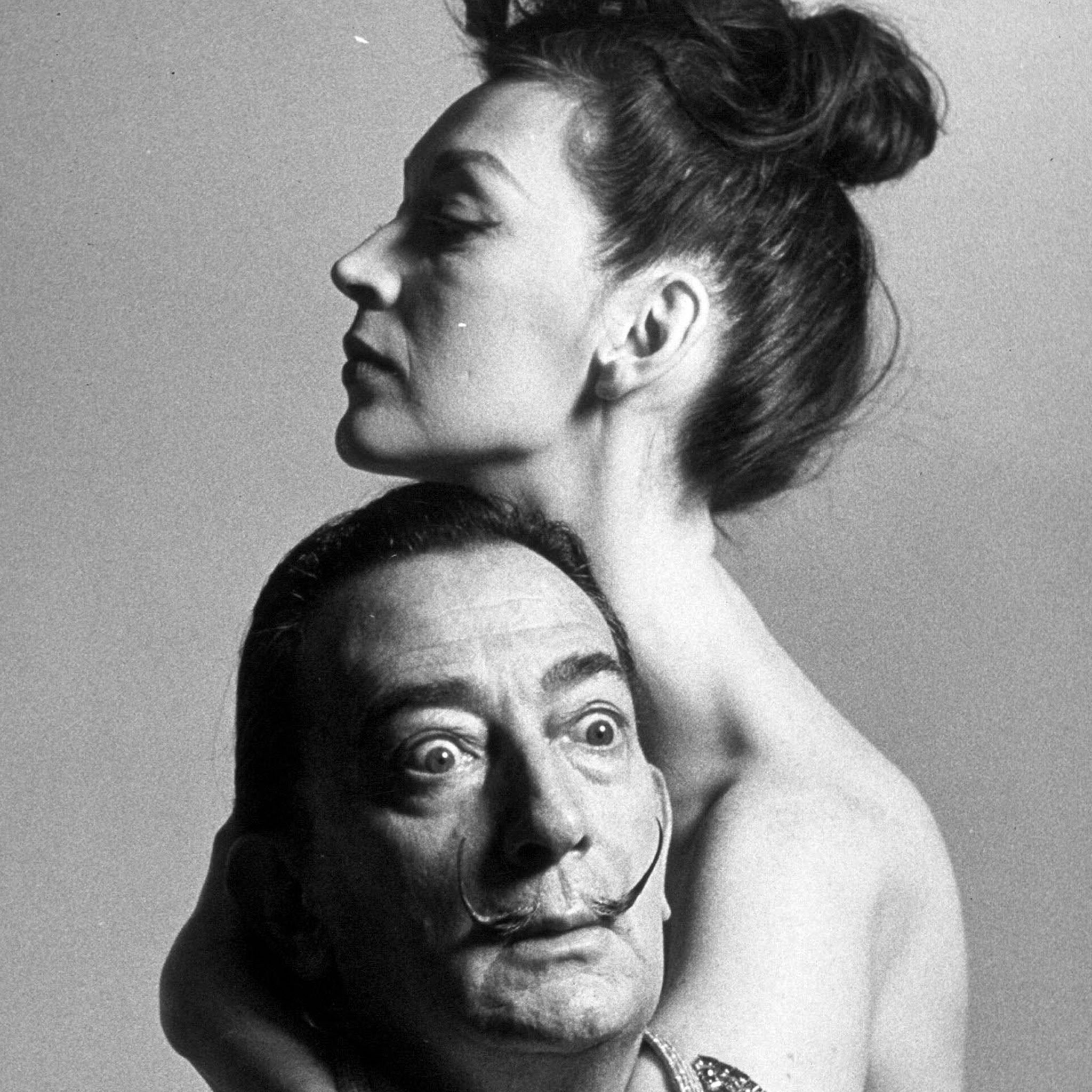 could salvador dali who died in 1989 now become a dad for the