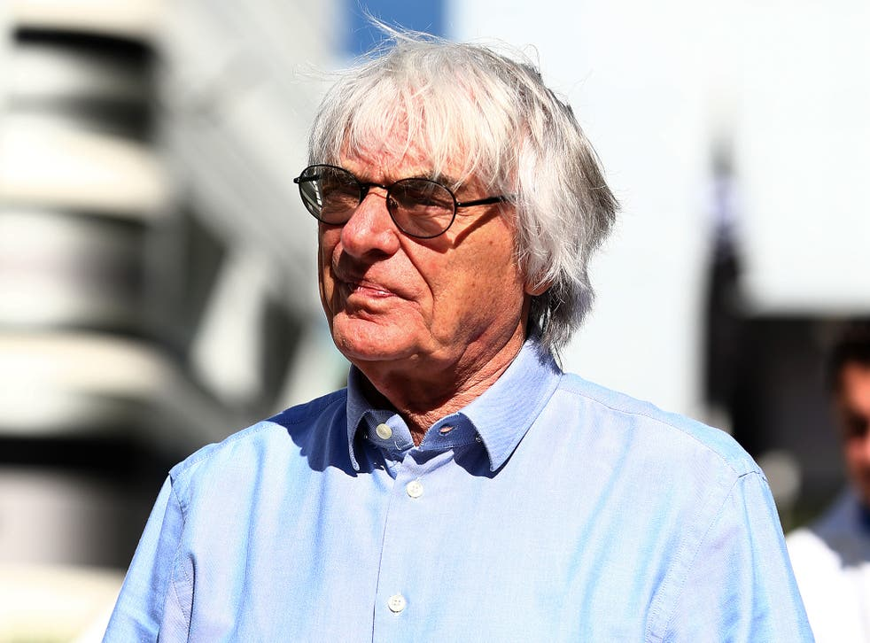 Bernie Ecclestone admits he doesn't know if Manor will race